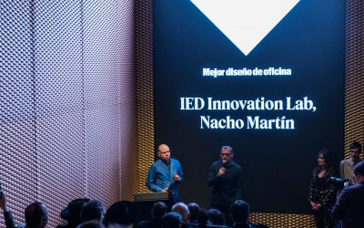 El IED Innovation Lab galardonado por T-Magazine Spain
