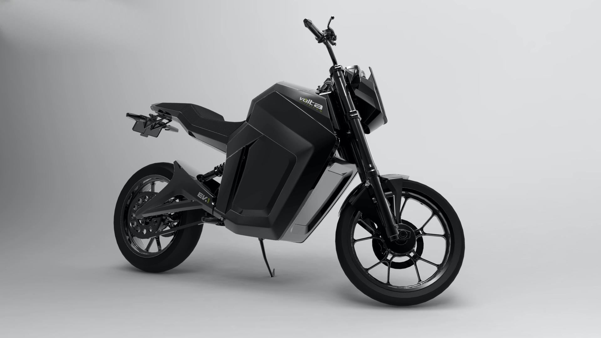 VOLTA e-motorbike